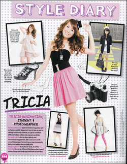 Press Feature: Candy Magazine October 2009