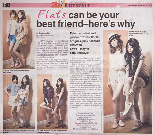 Inquirer 2bu Lifestyle August 21, 2010