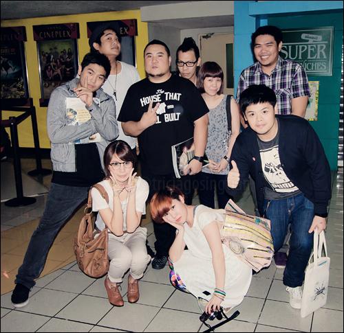 SM Eco Bag Shoot + Pecha Kucha Night Manila