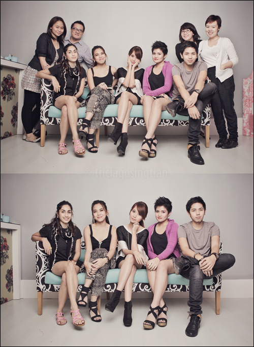 Behind The Scenes: Heima 2nd Collection Shoot