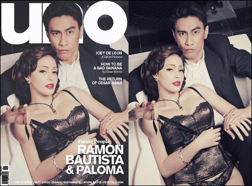 Photo Shoot: UNO November 2010 Cover