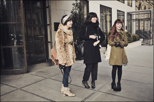 Tumblr NYFW: Patrick Ervell + Erin Fetherston + Pamela Love + Suno