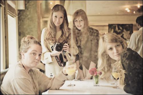 Tumblr NYFW: Carolina Herrera + Donna Karan + Chris Benz + Alice+Olivia