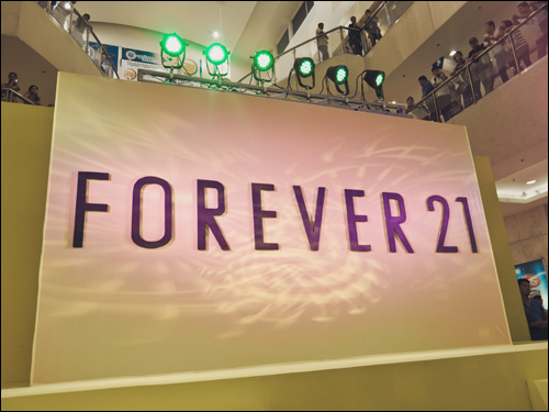 Forever 21 SM Makati VIP Launch – April 7, 2011
