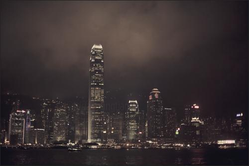 Tricia Gosingtian Travel Hong Kong