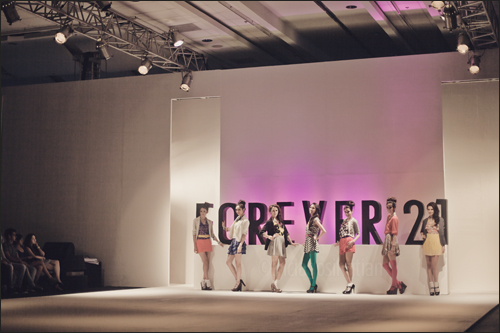 Philippine Fashion Week: Forever 21