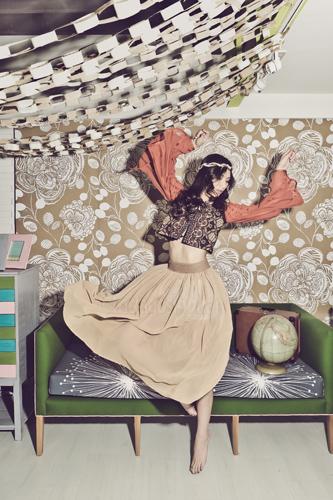 Tricia Gosingtian Photography Boheme Danika Navarro