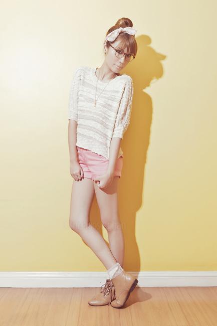 pink cream brown f21 anniversary tricia will go places