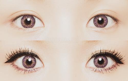 Tricia Gosingtian Freshlook Contact Lenses
