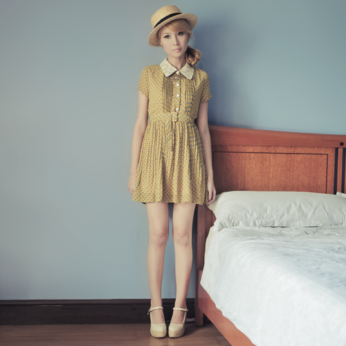 Tricia Gosingtian Japanese Fashion