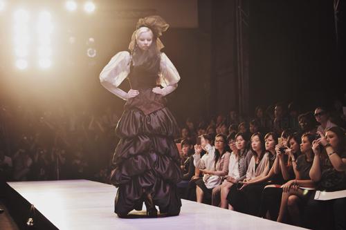 Tricia Gosingtian Travel Malaysia International Fashion Week Kuala Lumpur MIFA