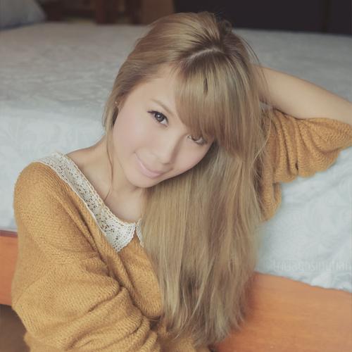 Tricia Gosingtian Hair
