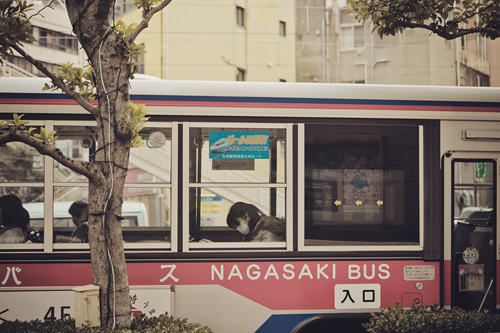 Tricia Gosingtian Travel Japan Nagasaki
