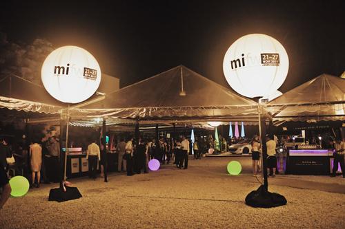 MIFW: Bernard Chandran S/S 2012