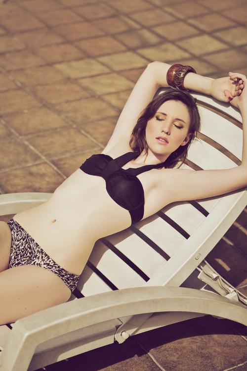 Photo Shoot: Glitterati Summer 2012 Lookbook: Hazy Daze