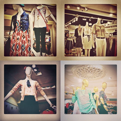 Forever 21 Brand Ambassador Tricia Gosingtian