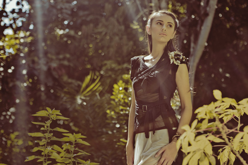 Tricia Gosingtian Photography Catherine Jannelle Fashion Design