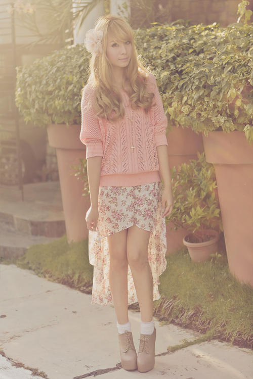 Forever 21: Pretty in Pink