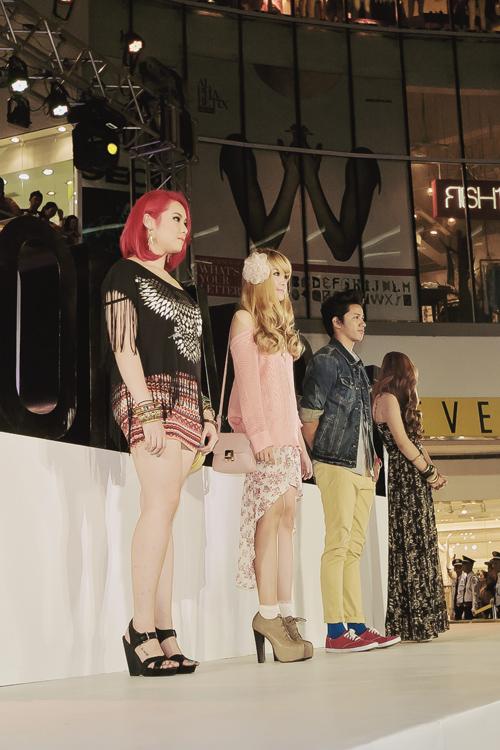 Tricia Gosingtian Forever 21 SM The Block Brand Ambassador