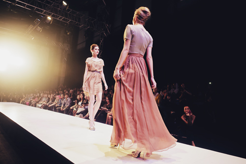 Tricia Gosingtian Malaysia International Fashion Week