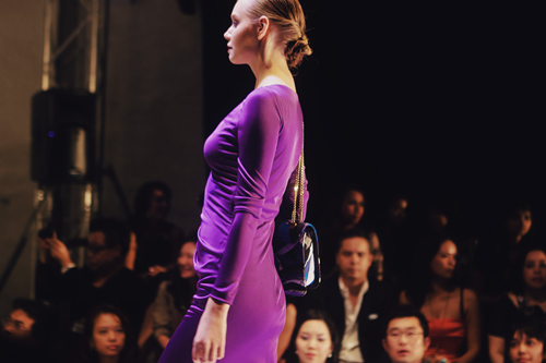 Tricia Gosingtian Malaysia International Fashion Week 2011