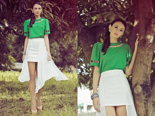 Tricia Gosingtian Fashion Photography PINKaholic