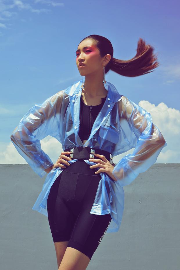 Tricia Gosingtian Candy Fashion