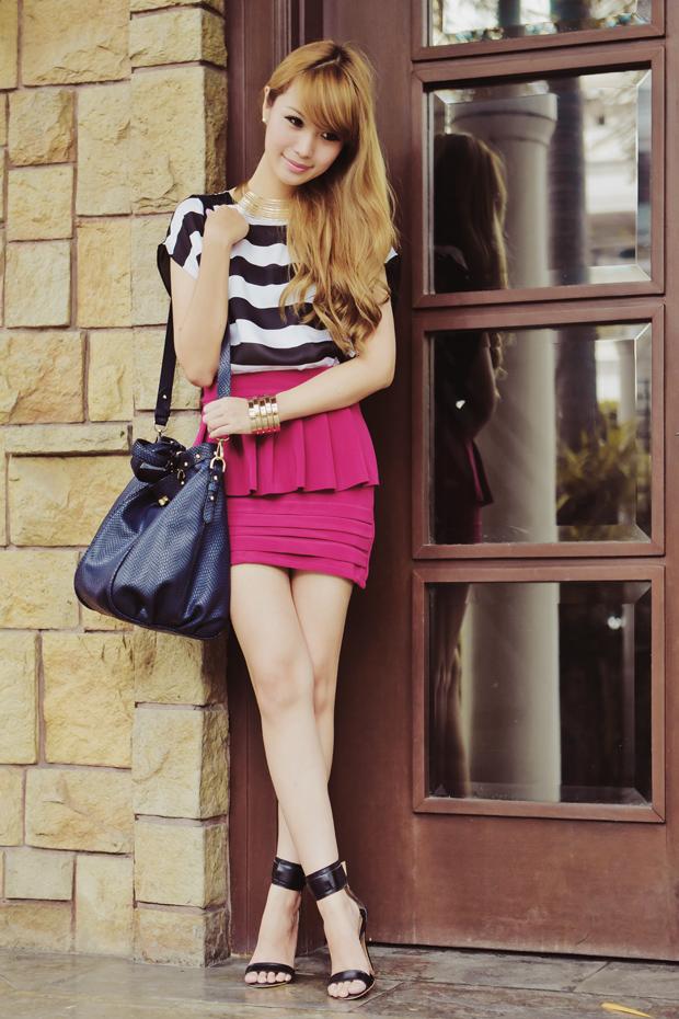 Tricia Gosingtian SM Mall of Asia Style Icon