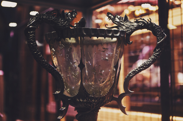 Tricia Gosingtian Harry Potter London Travel Photography