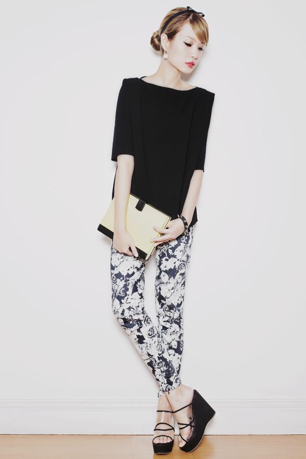 Tricia Gosingtian EMODA Japanese Fashion