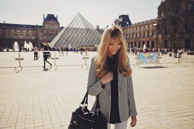 Tricia Gosingtian Paris France Travel Lifestyle Photography