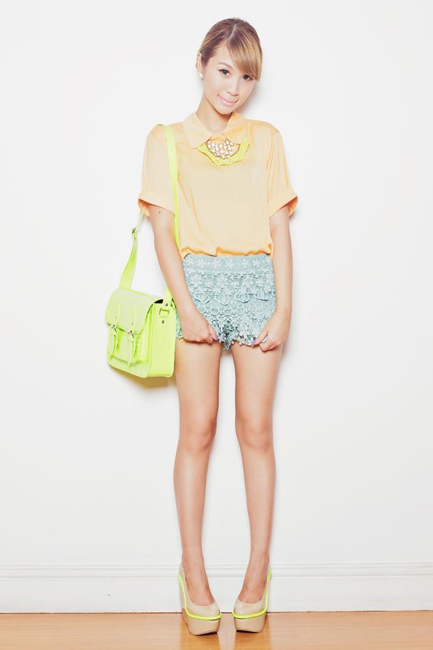 Tricia Gosingtian Fashion Personal Style Photography