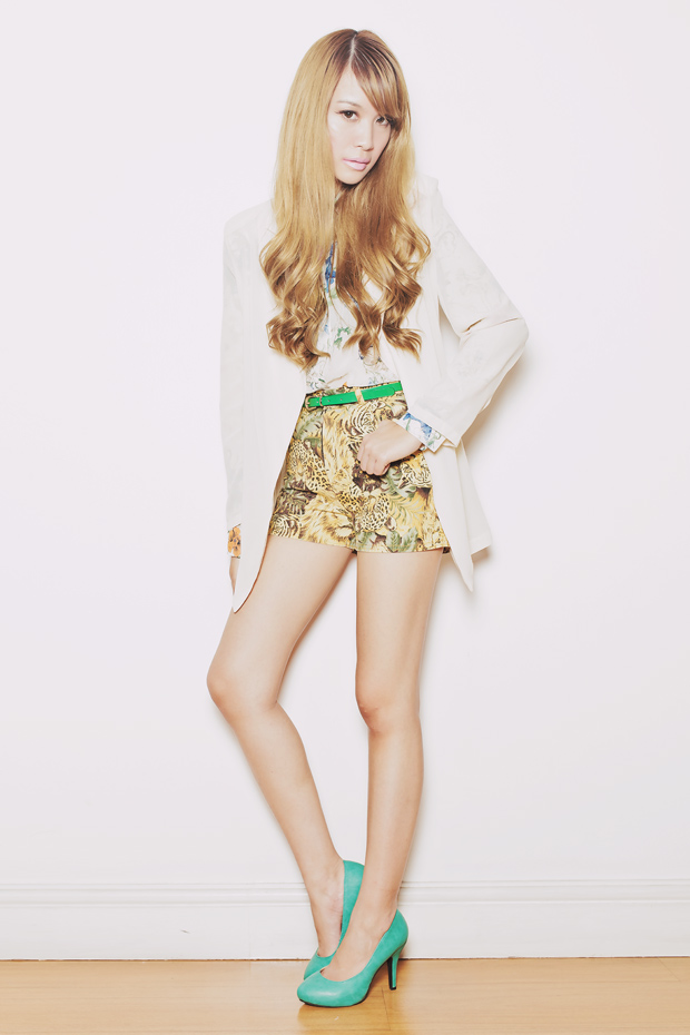 Tricia Gosingtian My Own Fashion Week Singapore