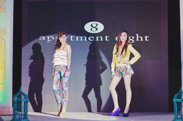 Tricia Gosingtian Apartment 8 Clothing
