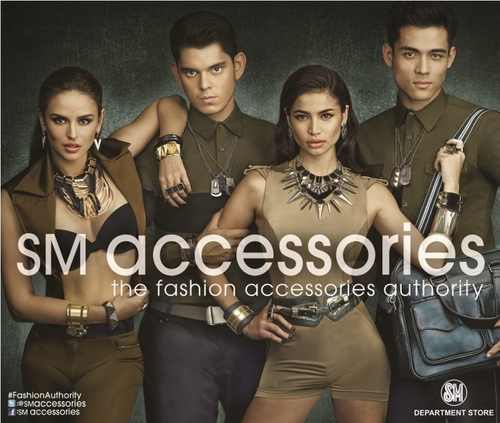 Tricia Gosingtian SM Accessories
