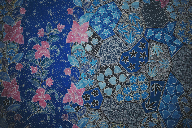 Tricia Gosingtian Indonesia Batik Day