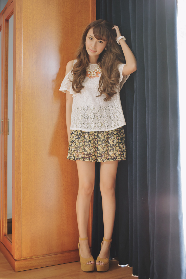 Tricia Gosingtian Sylvia Park for Love Bayo