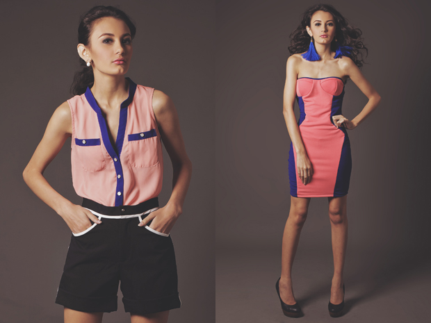 Tricia Gosingtian Apartment 8 Spring Collection 2013