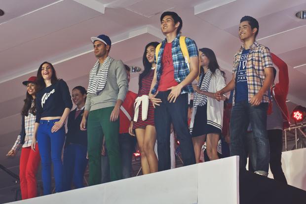 Lacoste Live Manila