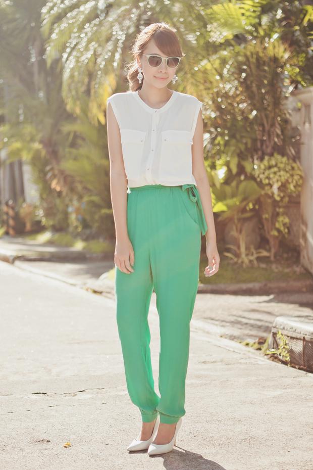 Mango Fashion Blogger Tricia Gosingtian