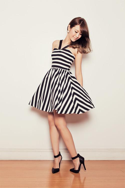 Trendspotting: B&W Stripes