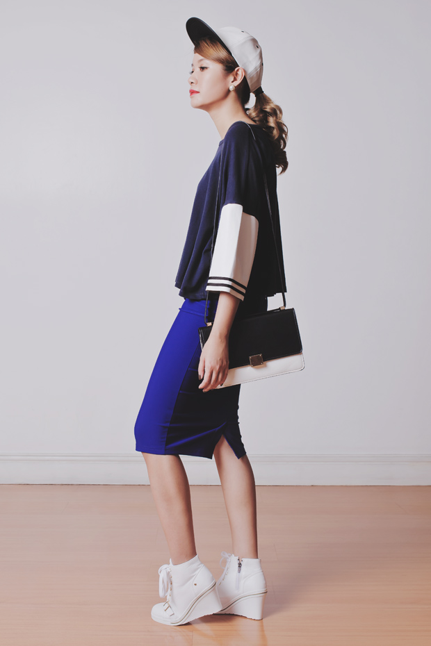 Tricia Gosingtian Fashion Blogger
