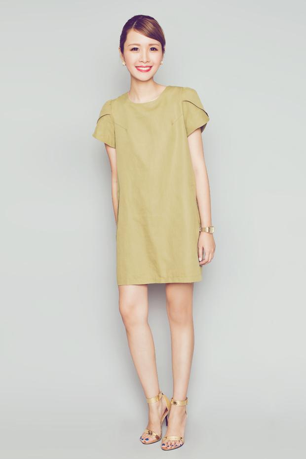 Tricia Gosingtian Korean Fashion