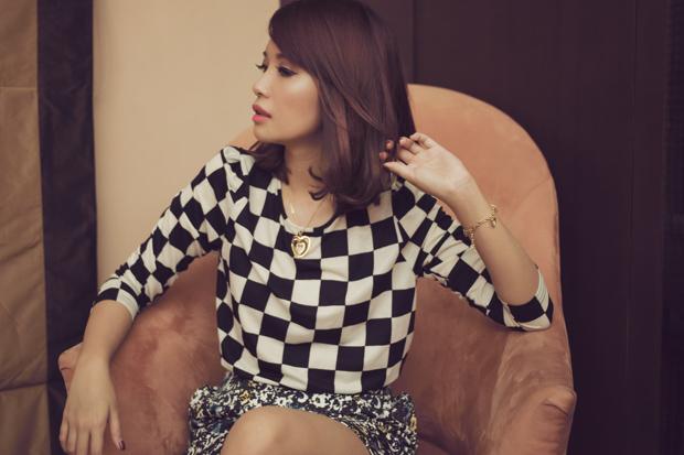 Tricia Gosingtian Morellato Philippines