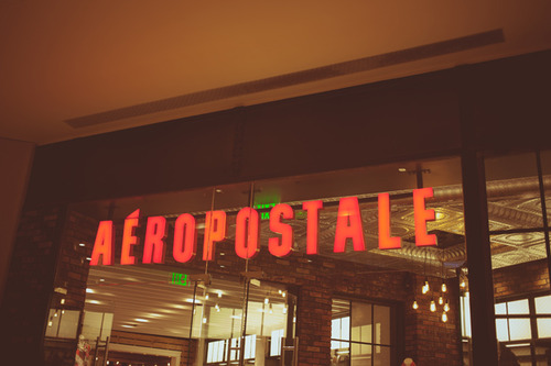 Aéropostale in Shangri-la Plaza East Wing