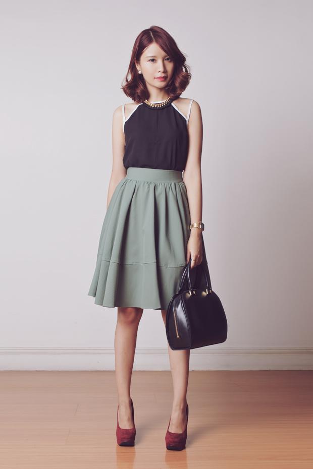 Tricia Gosingtian Fashion Style