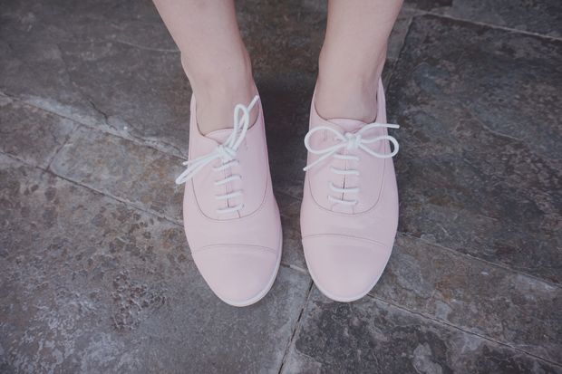 Le Bunny Bleu: Erland Oxfords