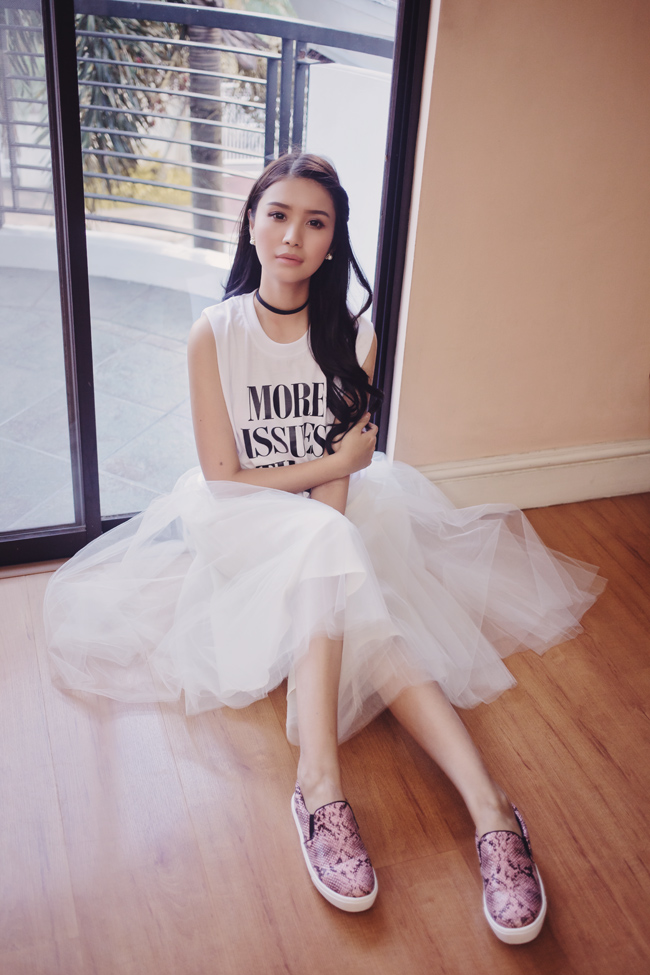 Tough Girl Tulle