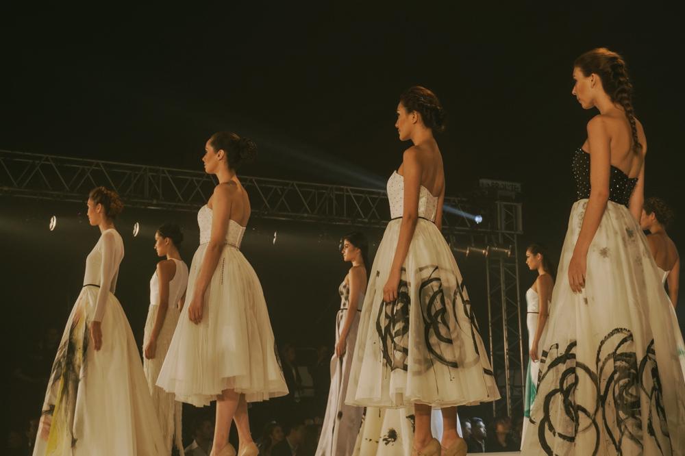 #TRESemmeRunwayReady Backstage Fashion Show: Victor Ortega x Rhett Eala