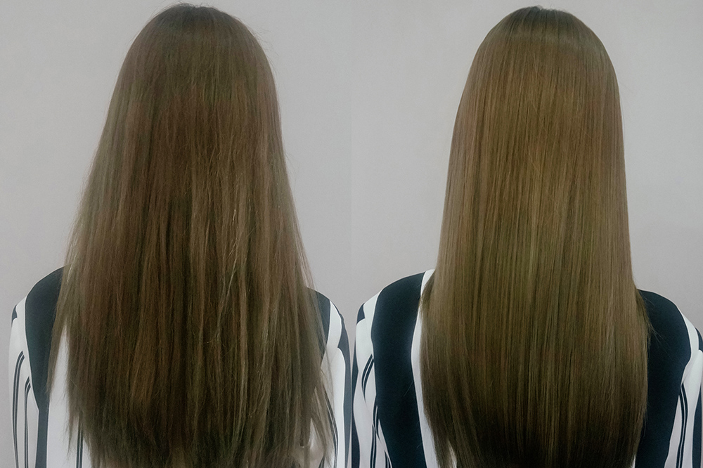 Piandre Salon Keratin Complex Smoothing Therapy Same